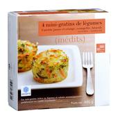 Picard 4 Vegetable Gratins Frozen