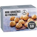 Picard 30 Mini Cheese Gougeres Frozen