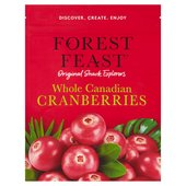 Forest Feast Whole Dried Cranberries
