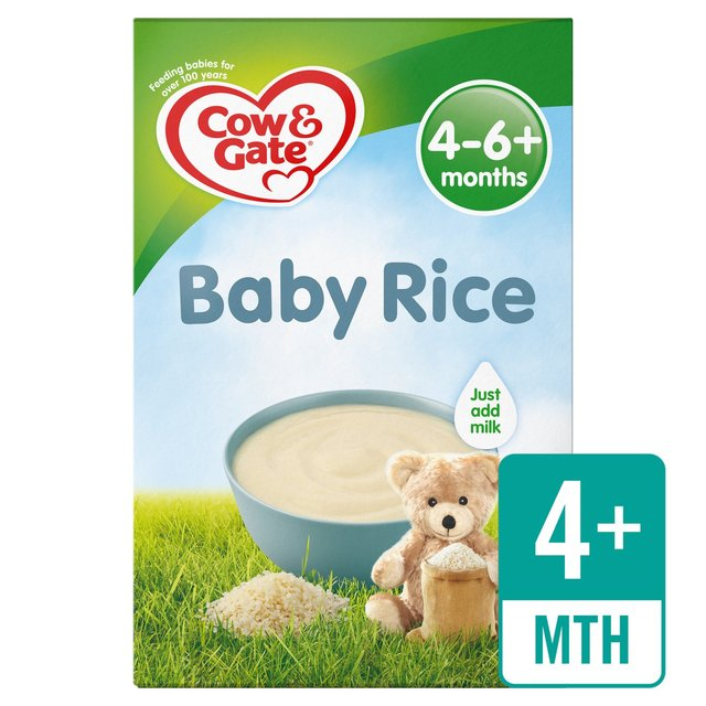 Cow & Gate Pure Baby Rice