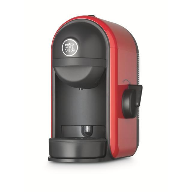 Lavazza Minu Coffee Maker Review : Lavazza A Modo Mio Minu Coffee Maker, Red from Ocado
