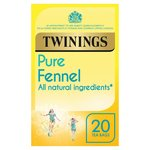 Twinings Fennel Tea Bags