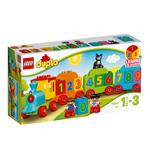 LEGO DUPLO Number Train 10847, 18mths+