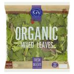 O'live Organic Mixed Leaves