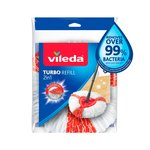 Vileda Easy Wring & Clean Turbo 2in1 Microfibre Mop Refill