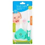 Brush-Baby My FirstBrush & Teether Set