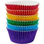 Wilton Rainbow Metallic Cupcake Cases