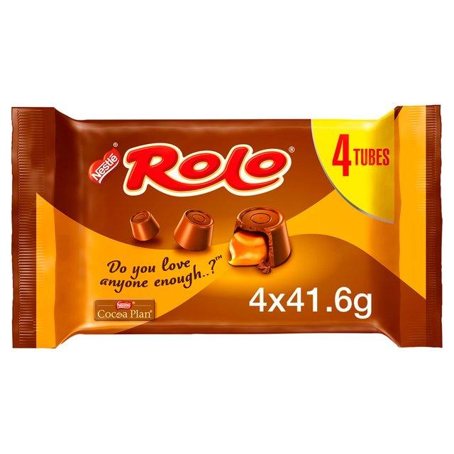 Rolo Chocolate Multipack Ocado