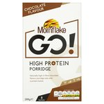 Mornflake GO! Protein Porridge Chocolate Sachets
