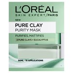 L'Oreal Paris Pure Clay Purity Mask