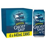 Adnams Ghost Ship Cans