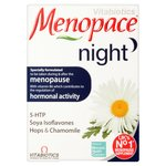 Vitabiotics Menopace Night Tablets