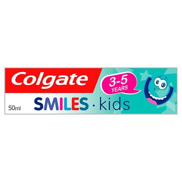 Kids Tooth Paste Colgate Smiles Kids 3-...