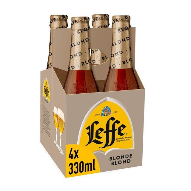 Leffe Blonde ...