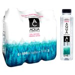 AQUA Still Natural Mineral Water Sodium Free