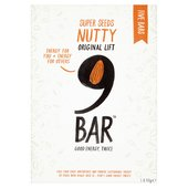9Bar Gluten Free Nutty Multipack