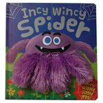 Wiggly Fingers Incy Wincy Spider Book