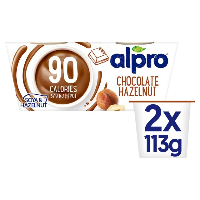 Alpro Dessert Moments Chocolate Hazelnut Ocado