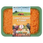 Mash Direct Carrot, Parsnip & Turnip