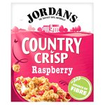 Jordans Country Crisp Raspberry