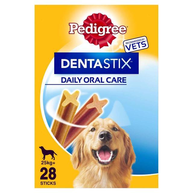 Pedigree Dentastix Large Dental Dog Chews  Sticks