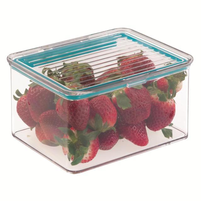 ... InterDesign Kitchen Binz Box With Lid 1.7L