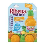 Ribena Minis No Added Sugar Apple & Mango