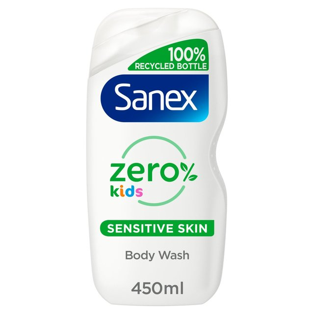 Sanex Zero % Kids Bath Foam 500ml from Ocado