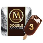 Magnum Double Coconut Ice Cream