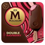 Magnum Double Raspberry Ice Cream