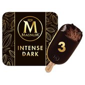 Magnum Intense Dark Chocolate Ice Cream
