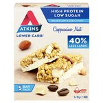 Atkins Cappuccino Nut Bars