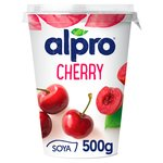 Alpro Big Pot Cherry Yoghurt Alternative