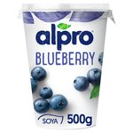 Alpro Big Pot Blueberry Yoghurt Alternative