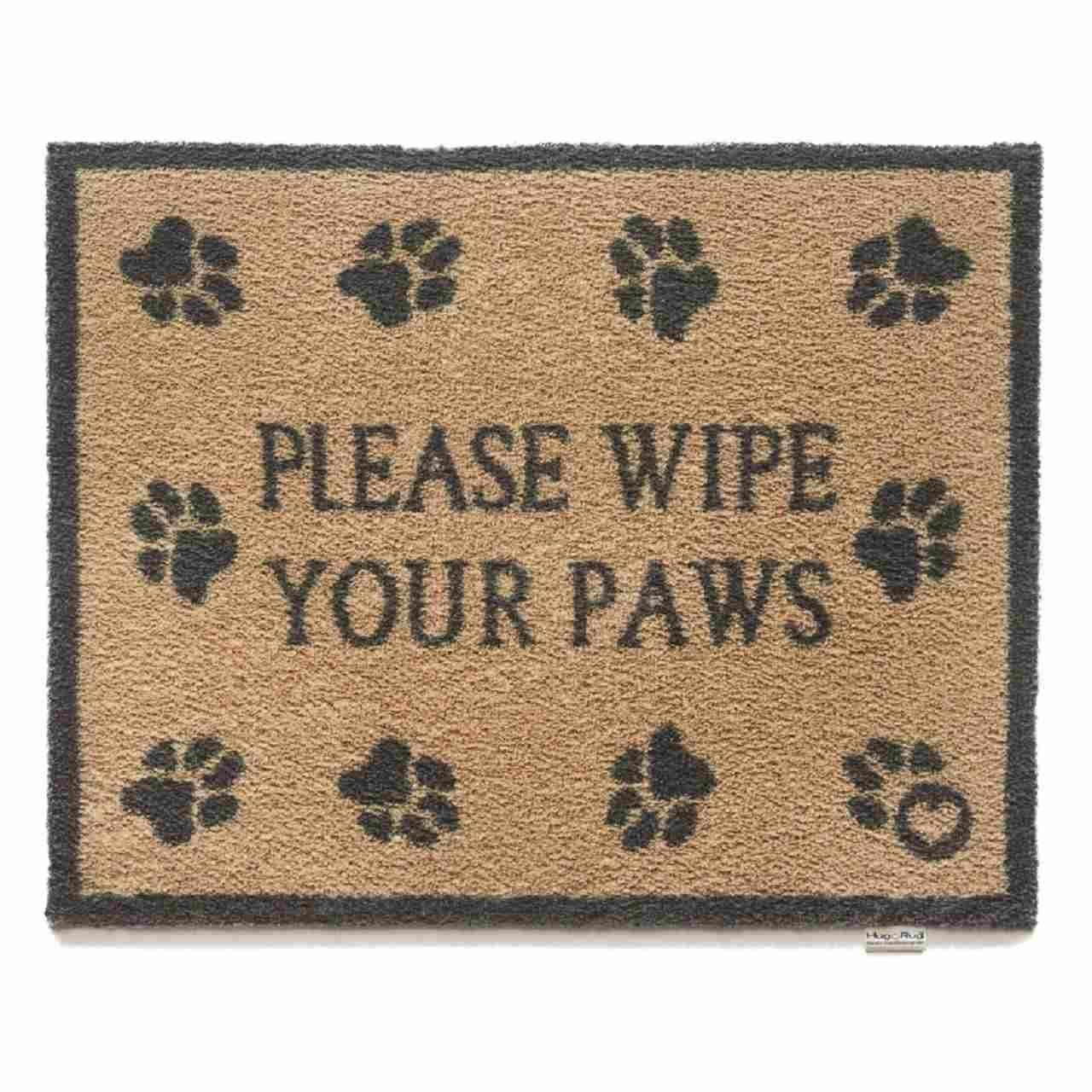 Hug Rug Please Wipe Your Paws At Fetchcouk The Online Pet Store
