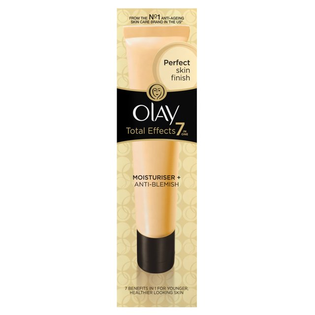 Olay total effects 7in1 moisturiser amp anti blemish cream 50ml from