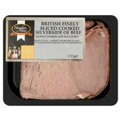 Houghton Finely Sliced Silverside Beef