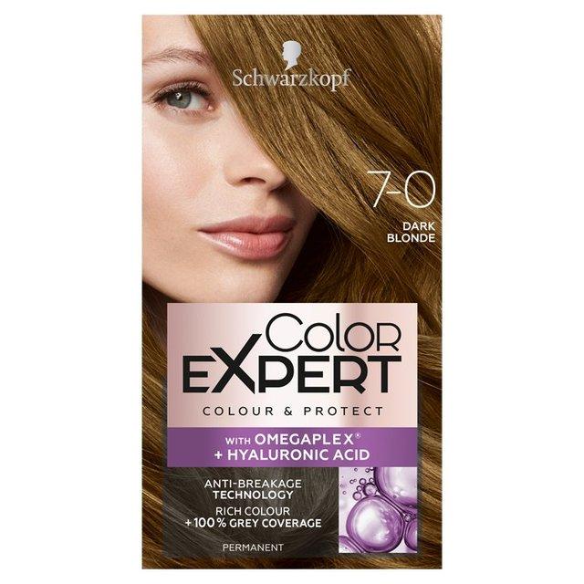 de8b365d87 Schwarzkopf Color Expert 7-0 Dark Blonde Hair Dye from Ocado