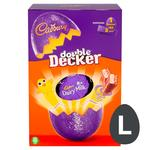 Cadbury Double Decker Large Shell Egg