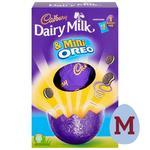 Cadbury Milk Chocolate Egg & Mini Oreos