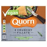 Quorn Vegan Breaded Fillets