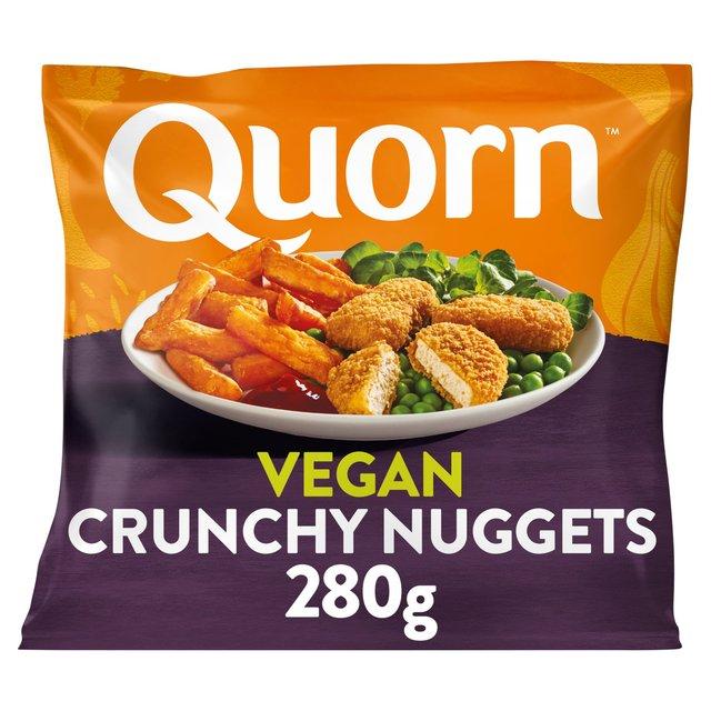 Quorn Vegan Nuggets 280g From Ocado