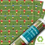 Fooseball Gift Wrap Sheets