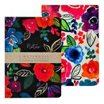 Bold Floral A5 Exercise Books