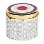 Abahna Frankincense & Bitter Orange Scented Candle Tin, 30hr