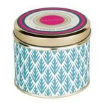 Abahna Mountain Flowers & Spring Water Scented Candle Tin
