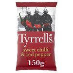 Tyrrells Sweet Chilli & Red Pepper Crisps