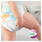 Pampers Active Fit Nappies Size 4 Jumbo Pack