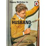 Ladybird The Husband Greeting Card