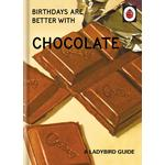 Ladybird Chocolate Greeting Card